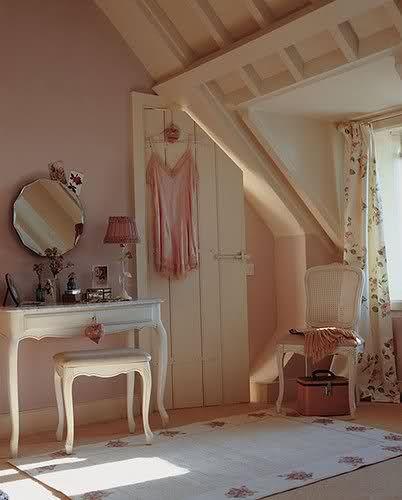 sprookjesachtig interieur