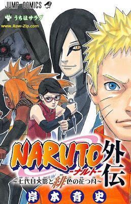 Naruto 695 pdf komik