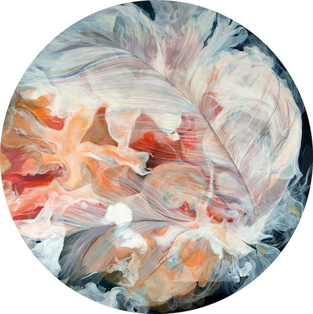 Abstract Paintings By Eleanor Spanton FubizTM Lab333 Facebook Pages LAB STYLE 585086788169863 Labs333style