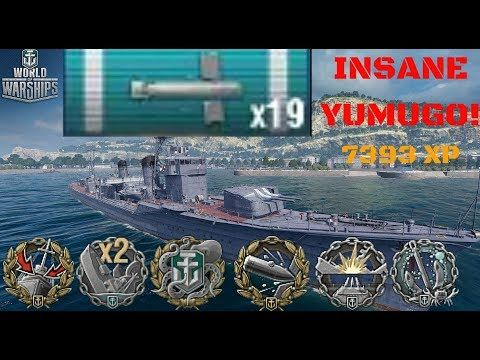"""For those who play WoWs this is why they are called """"destroyers"""""""