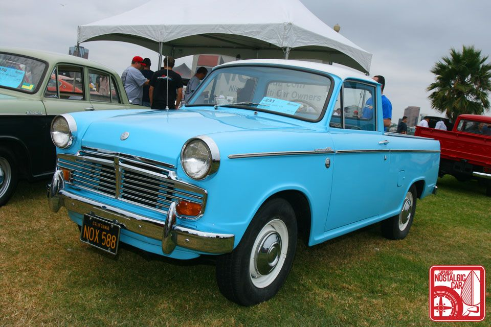 EVENTS: 2011 Japanese Classic Car Show Part 05, Wagons and ...