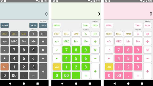 Calculator App Pro Tax Profit Percentage v1.3.6 Paid Apk