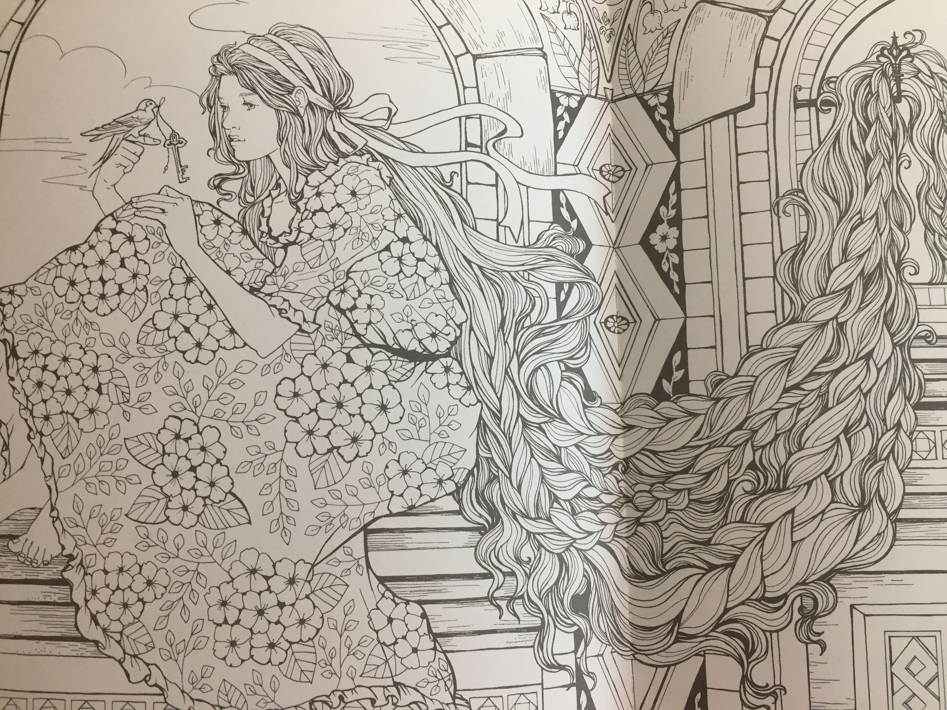 Pin By Moon On Coloring Book For Adult