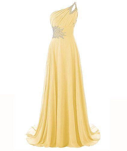 HTYS Women's One Shoulder Beadings Chiffon Bridesmaid Long Prom Dresses HY062 Htys http://www.amazon.com/dp/B018JZ4KJO/ref=cm_sw_r_pi_dp_32Baxb14T2PA8