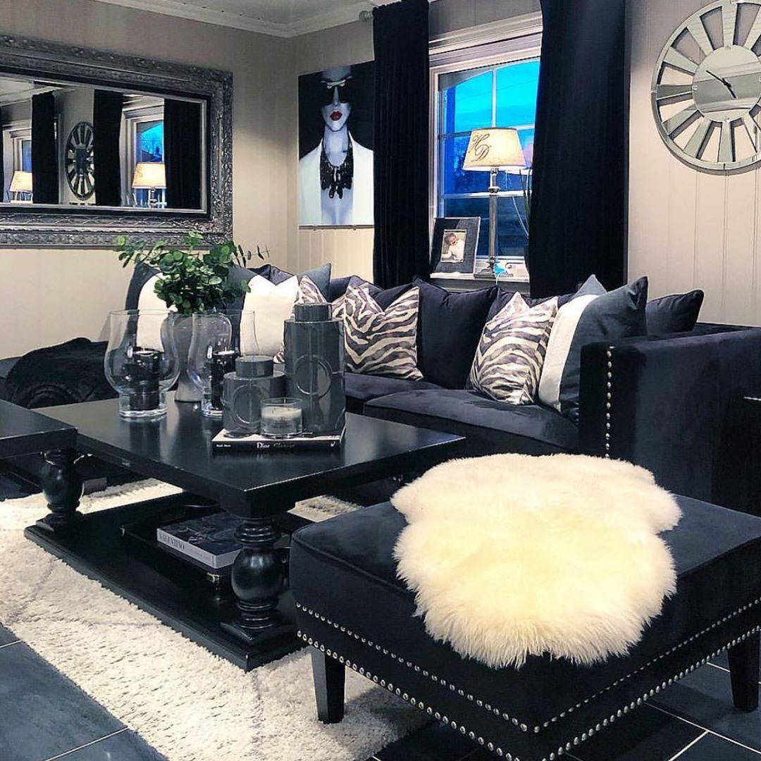E V A On Instagram Credit Torillsyn1 Luxury Interior Design Furniture Room Classyinteriors Home Decor Online Furniture Cool Furniture