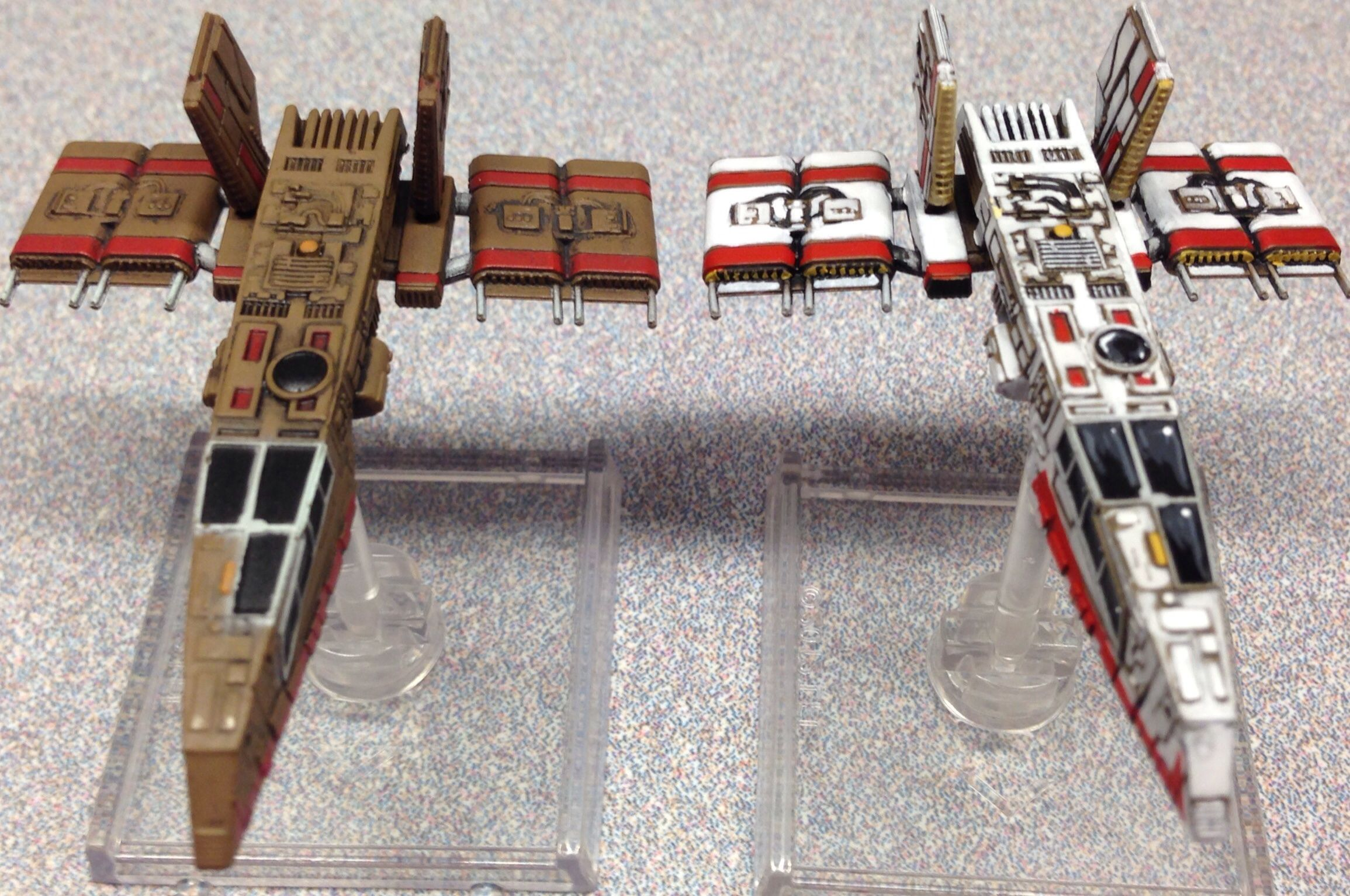Hwk 290 Repaint X Wing Miniatures Star Wars Spaceships Star Wars Awesome
