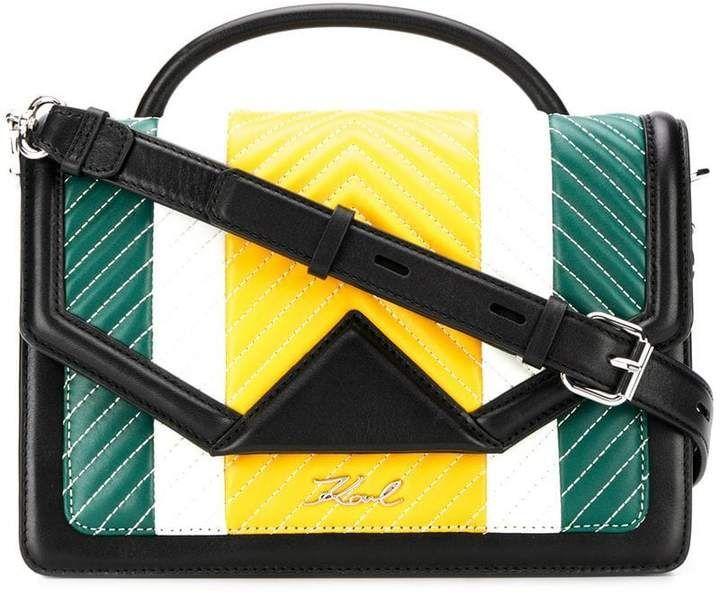 bd5486d712 Karl Lagerfeld Klassik Quilted Crossbody Bag - ShopStyle - | Karl ...