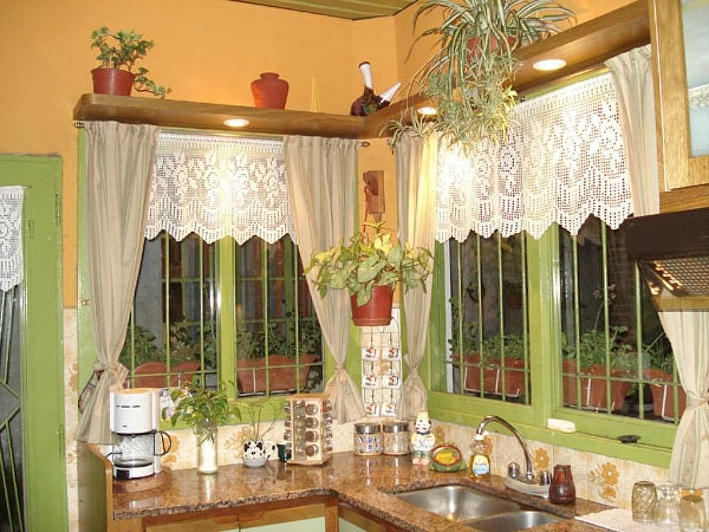 cortinas tejidas a crochet para cocina buscar con google cortinas pinterest crochet ideas para and crochet curtains