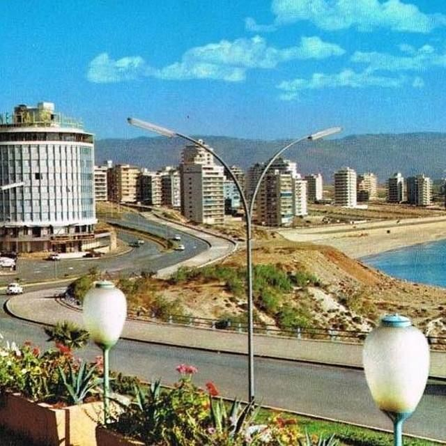 Líbano antiguo - Beirut