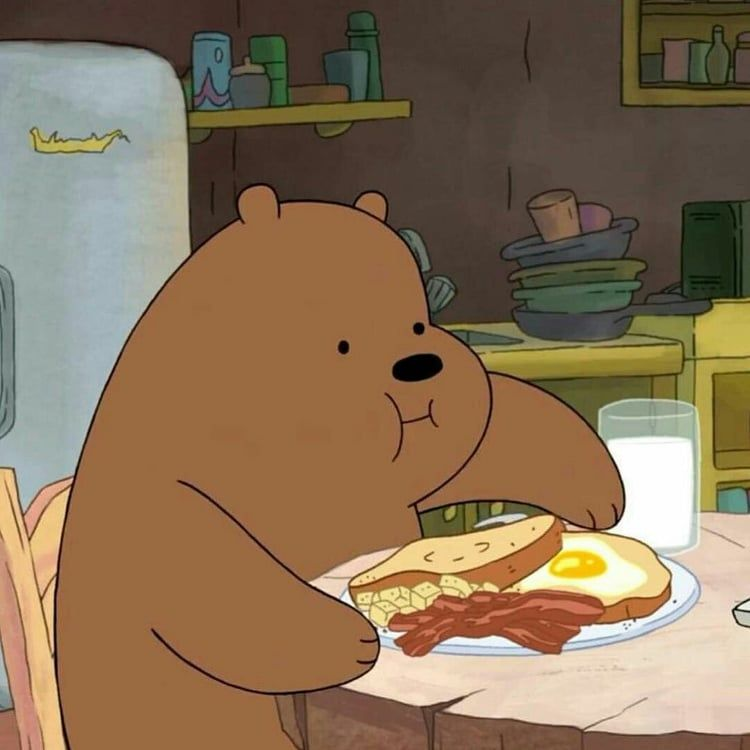 Image about cartoon in we bare bears by Seba🍓