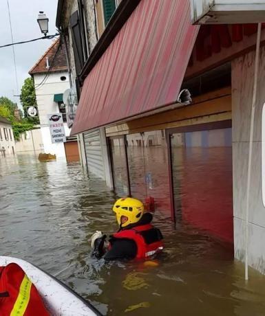 Souppes  une femme de 86 ans retrouvée morte dans sa maison inondée