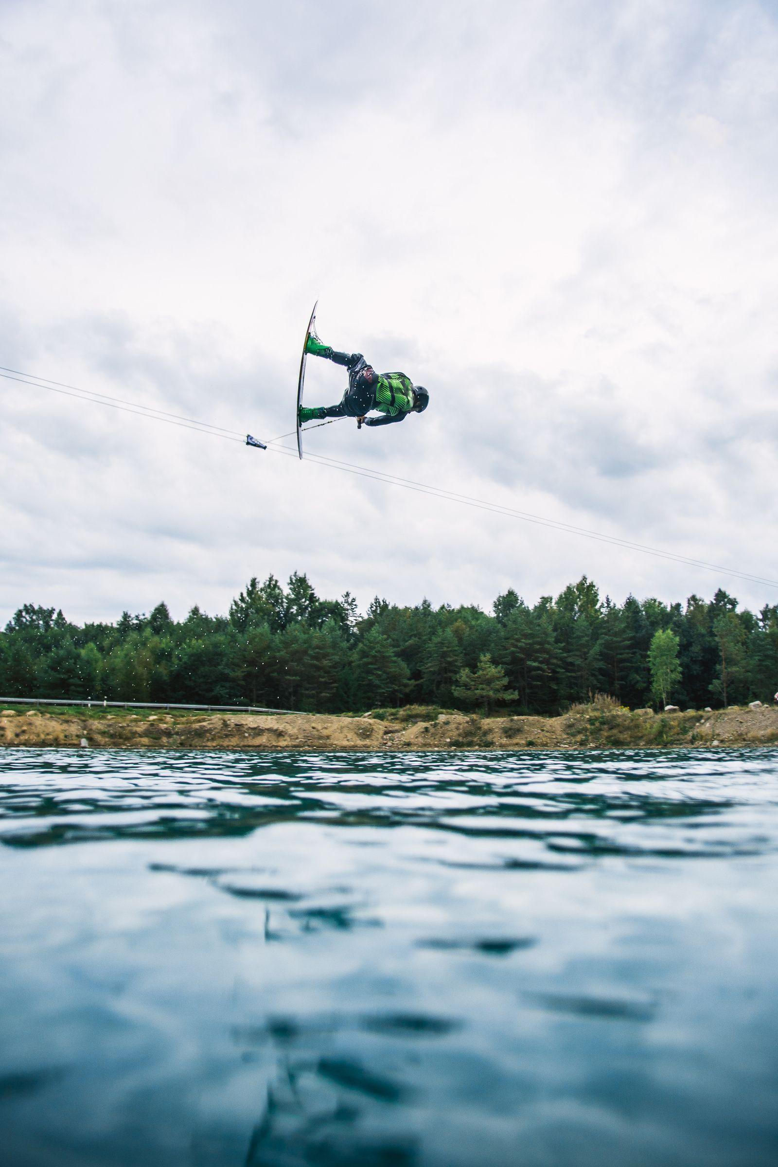 Wakeboard Cable Park Sweden Liquid Force Kalle