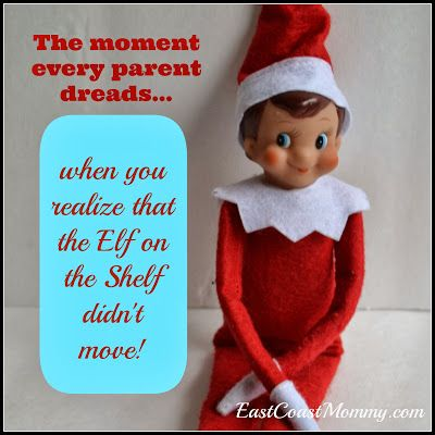 Elf On The Shelf Tip For Busy Moms And Dads Elf On The Shelf