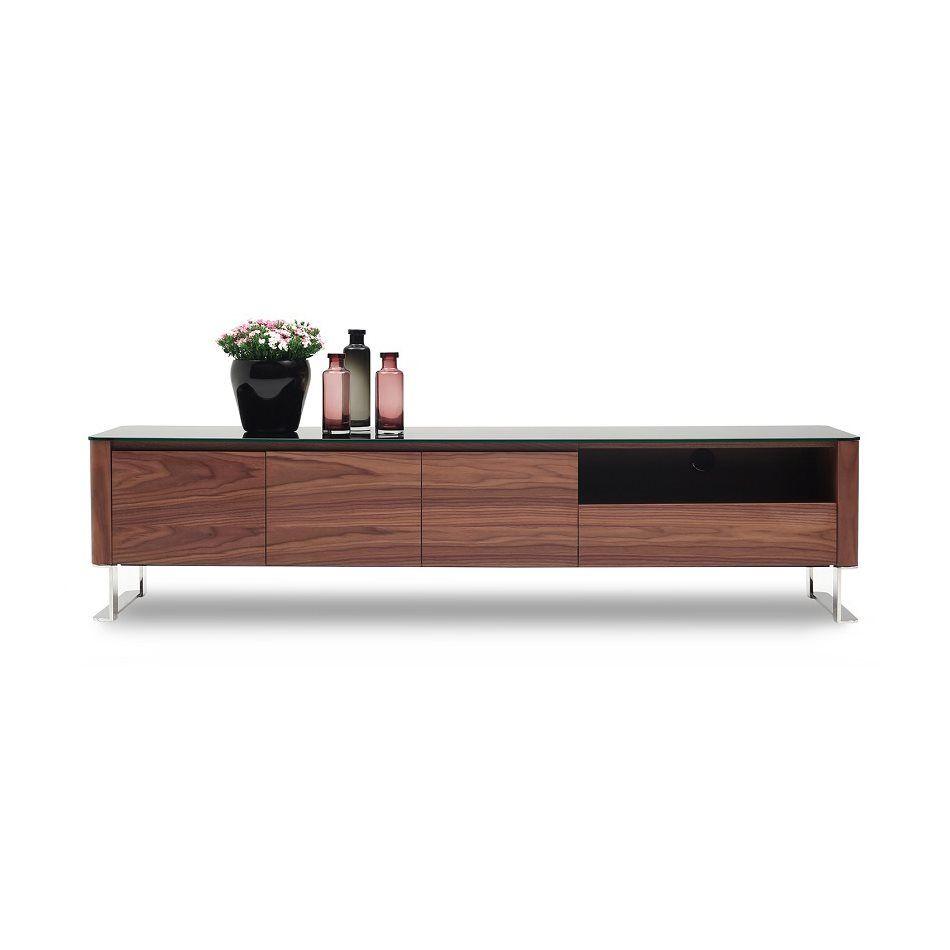 Shop J&M Furniture J&M Furniture Julian Modern TV Stand at ATG ...
