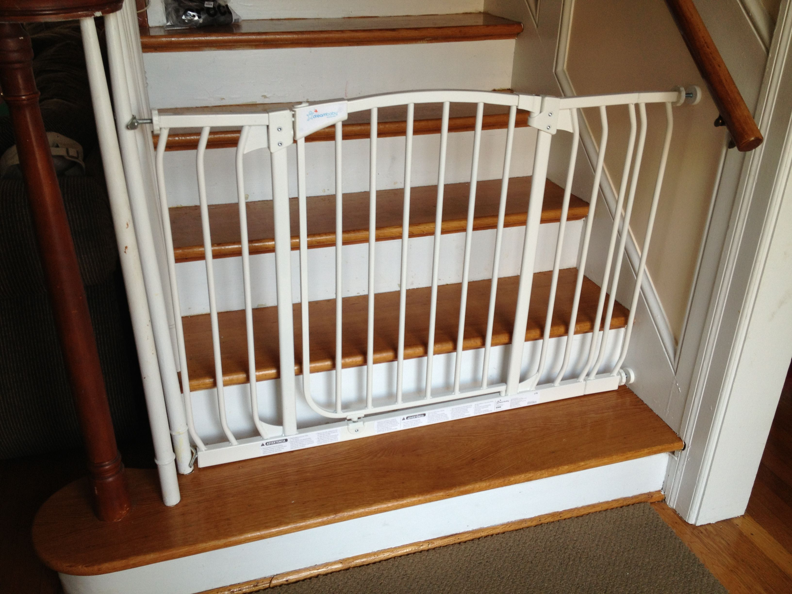 Image of The Best Baby Gate for Top of Stairs Design that