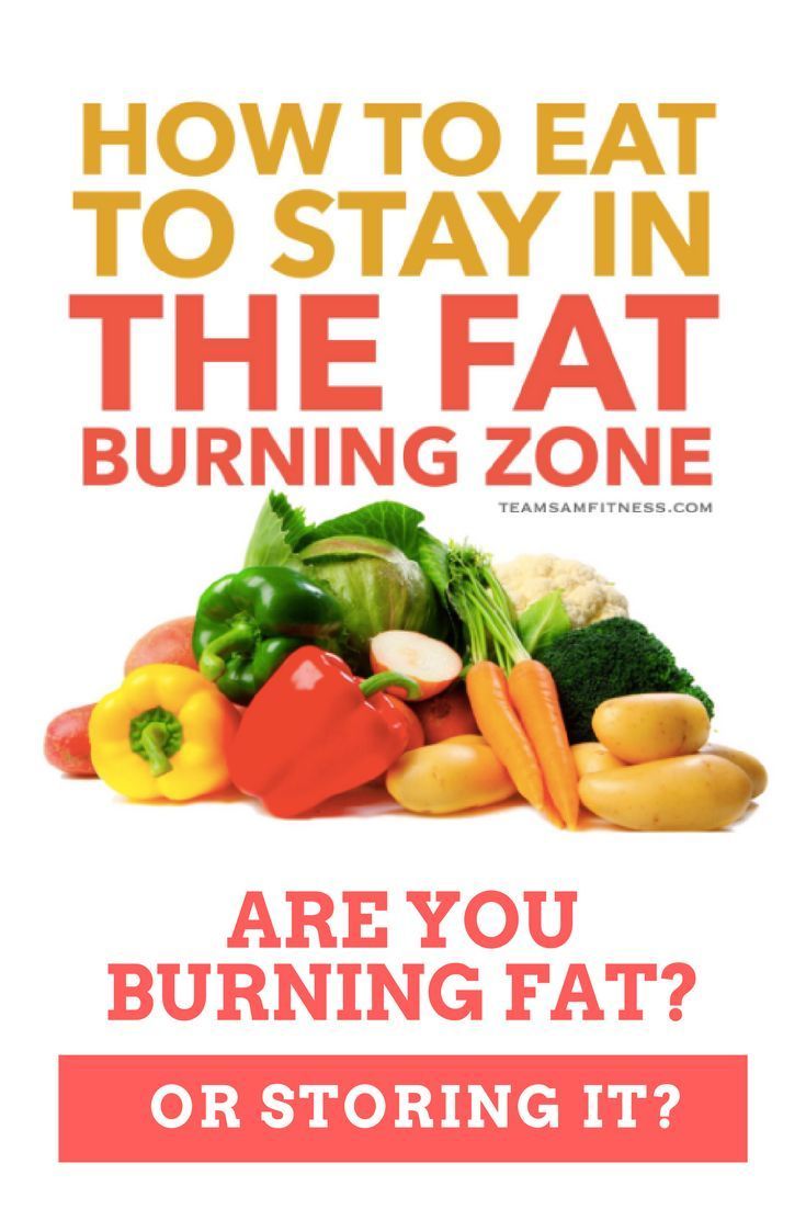 burn fat in midsection fast