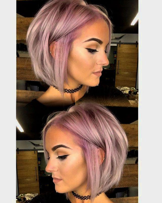 Cute Summer Hair Colors For Short In 2019 Hairdos