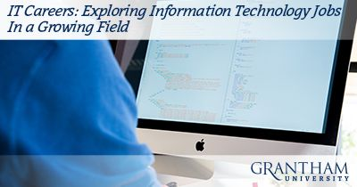 Want To Know Where An Information Technology Career Can Take You Learn More On The Blog Technology Job Information Technology Technology Careers