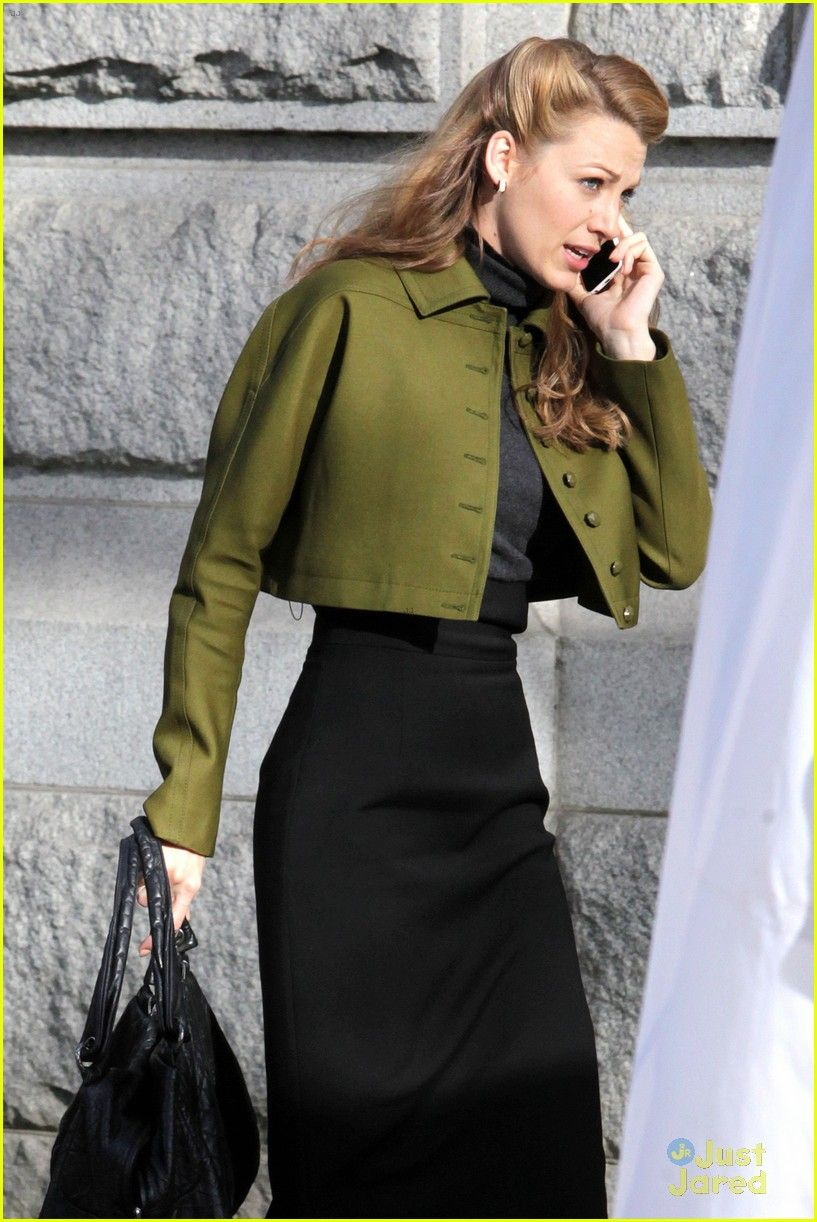 Age Of Adaline Bowman Movie Outfits