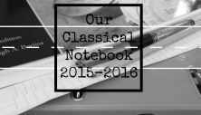 Our 2015 Classical Notebook
