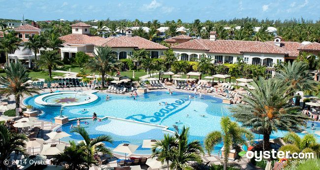 Beaches Turks Caicos Resort Villages Spa Review What To