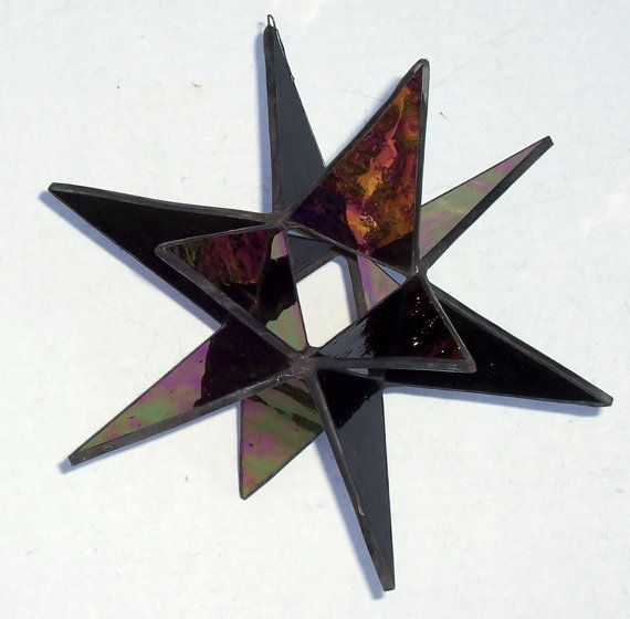 Hey, I found this really awesome Etsy listing at https://www.etsy.com/listing/270230025/stained-glass-star-modern-geometric