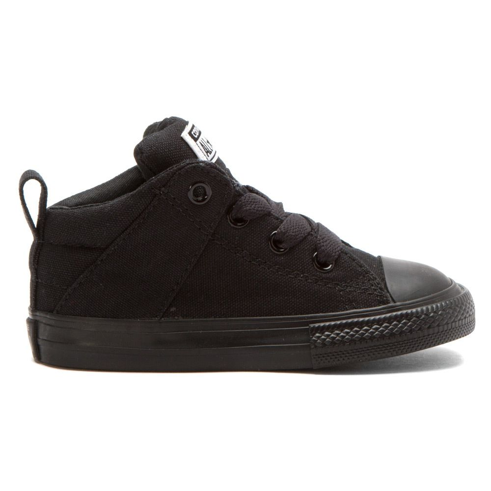 Converse Kids Chuck Taylor All Star Axel Mid Black