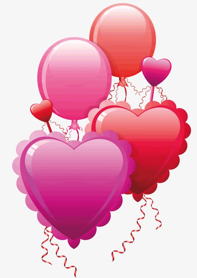 Download Vector diagram,heart-shaped,balloon,love,Red,red balloon ...