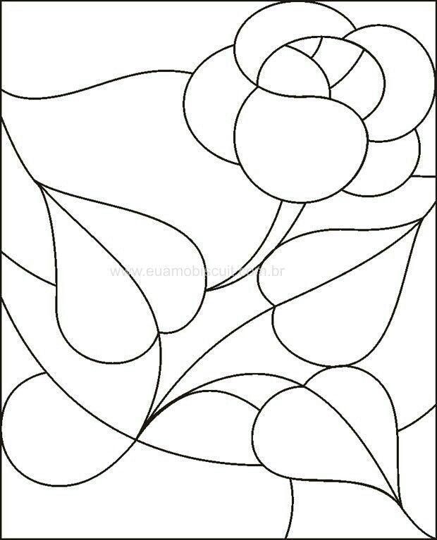 Zentangle Template Desenhos Para Mosaico Riscos Para Pintura