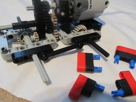 Lego Technic Small 6x6 Trial Truck Instructions Youtube Lego