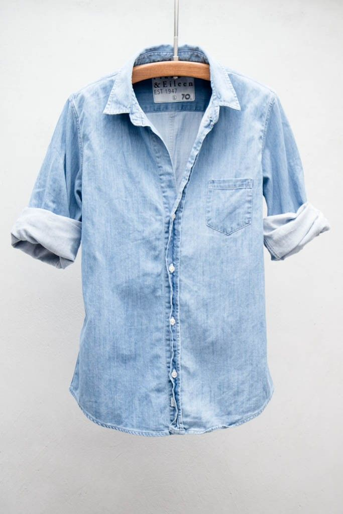 3e01a0a7273 Frank   Eileen Indigo 70 s Barry Shirt
