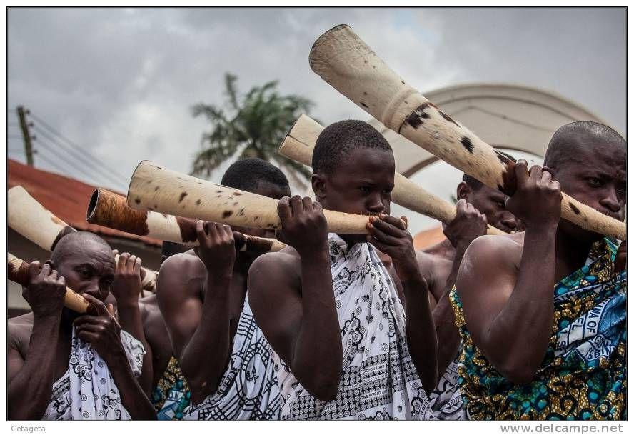 Awesome! Royal Africa Adowa Dance Troupe, Kumasi, Ghana
