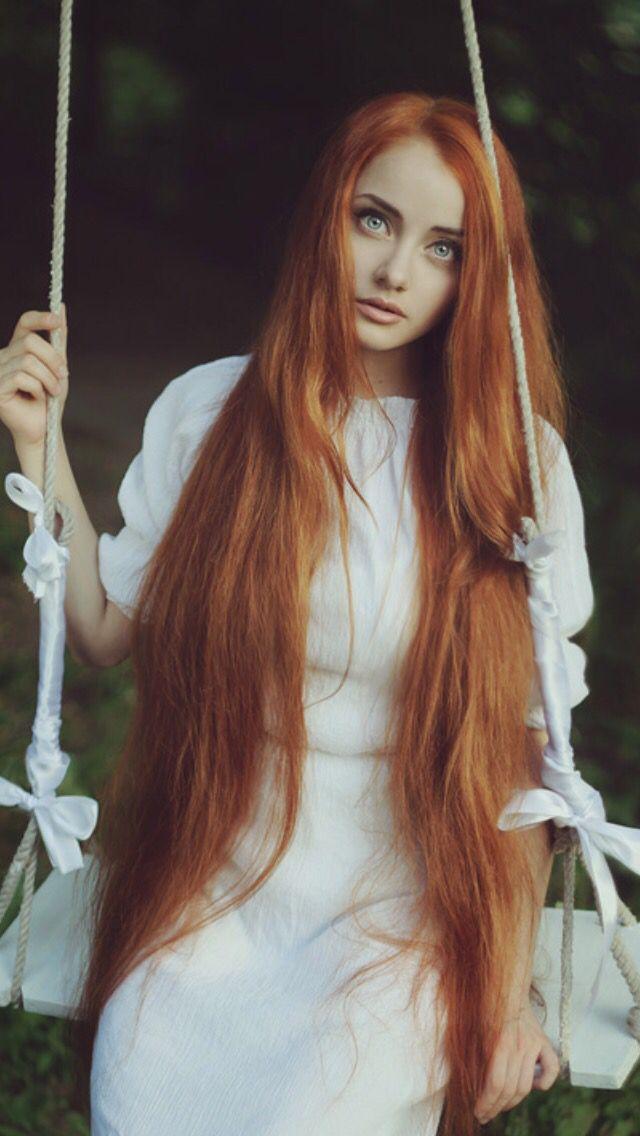 Rote Haare Red Lange Rote Haare Rotes Haar Bärte Und Haare