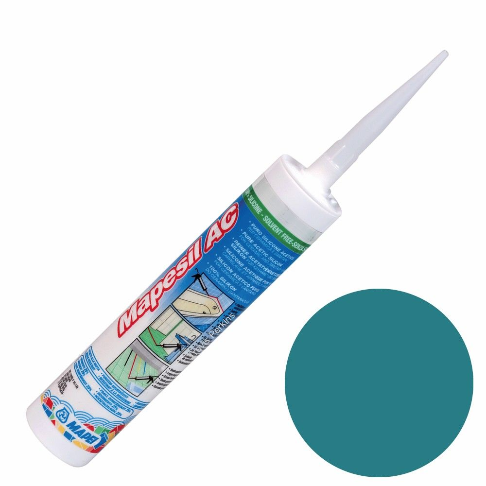Mapesil AC Turquoise (171) Silicone 310ml Turquoise