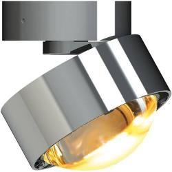 Photo of Top Light Puk Move Deckenleuchte chrom Linse matt Led Top LightTop Light