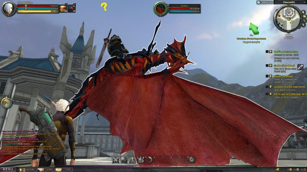 Sevencore is a Free to Play 3D, blend of sci-fi and Fantasy Action Role-Playing MMO Game.  http://mmoraw.com/index.php?option=com_content=article=413:sevencore=1:role-playing-mmorpg=2