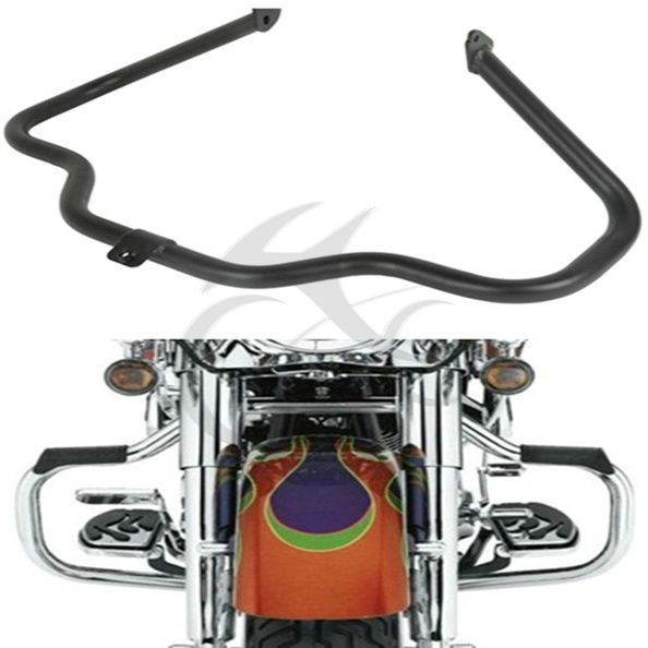 Engine Guard Highway Crash Bar For Harley FLHX FLHR FLHT Street Glide 97-08 New