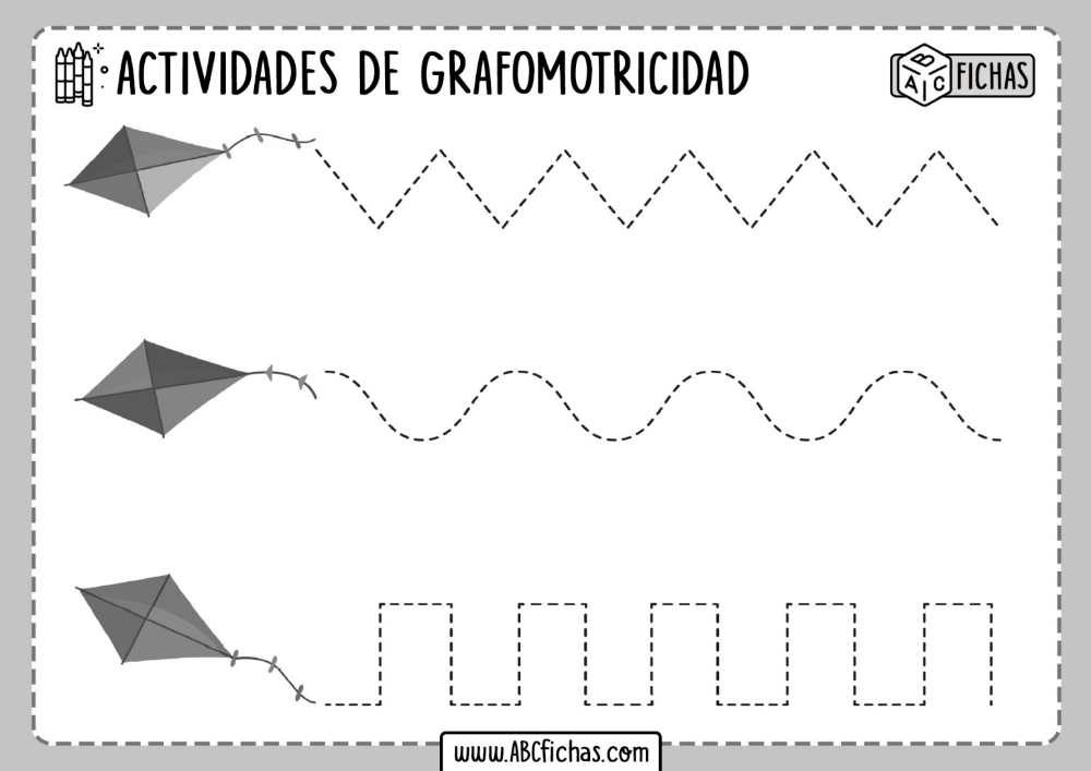Ejercicios Para Trazar Lineas Fichas Cuadernos De Dibujo Para Niños Diseño De Diplomas