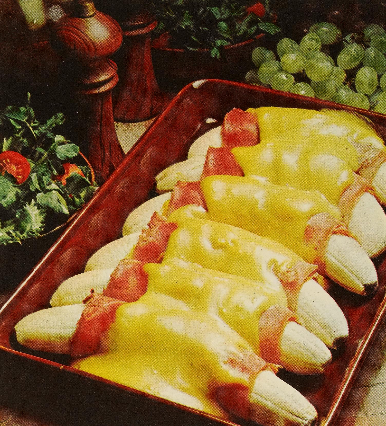70s dinner party food: If only we'd had Instagram back then