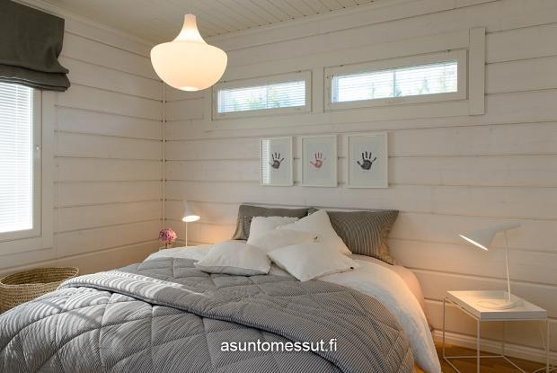 Talvipalatsi - Makuuhuone