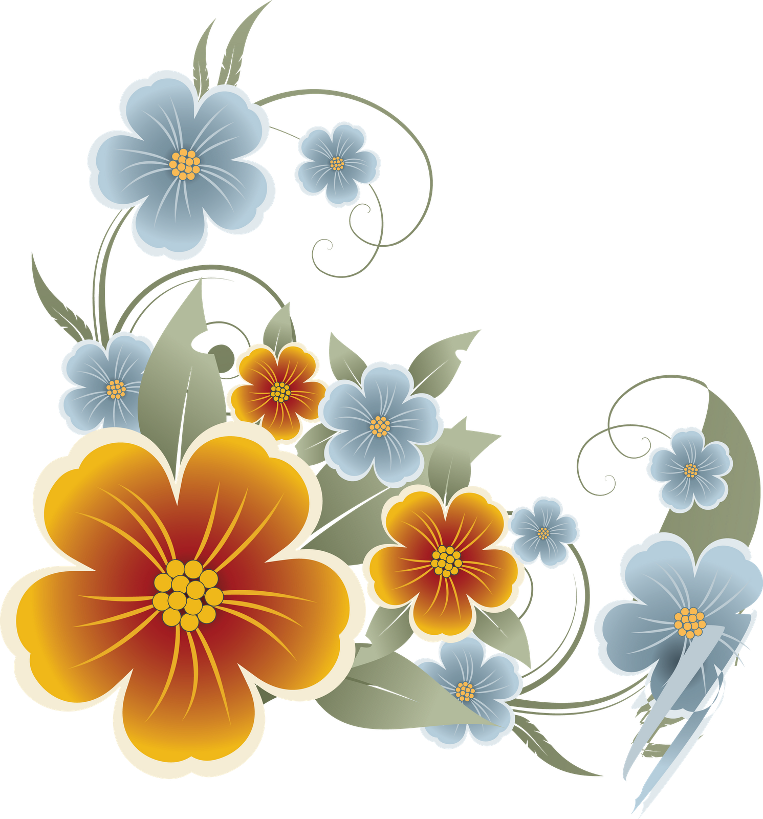 .PNG , COLORFULFLOWER , FLORAL , FLORAL LEAVES.PNG
