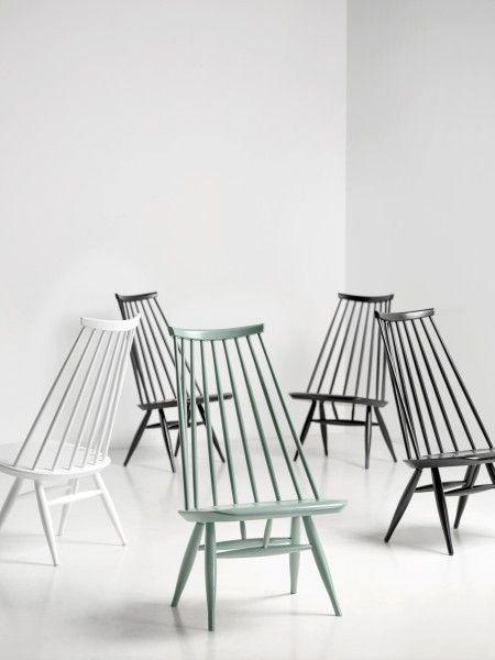 Mjölk : Mademoiselle Lounge chair by Ilmari Tapiovaara - Mademoiselle Lounge web