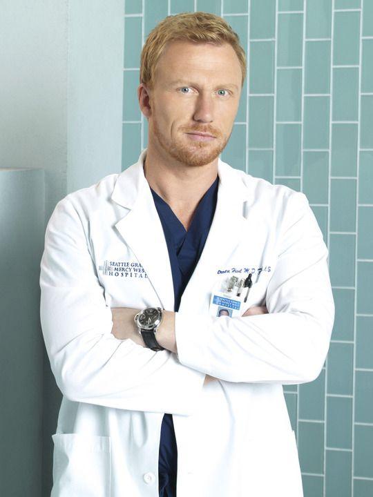 Dr Hunt Greys Anatomy Wears Panerai Luminor Luxury Watch