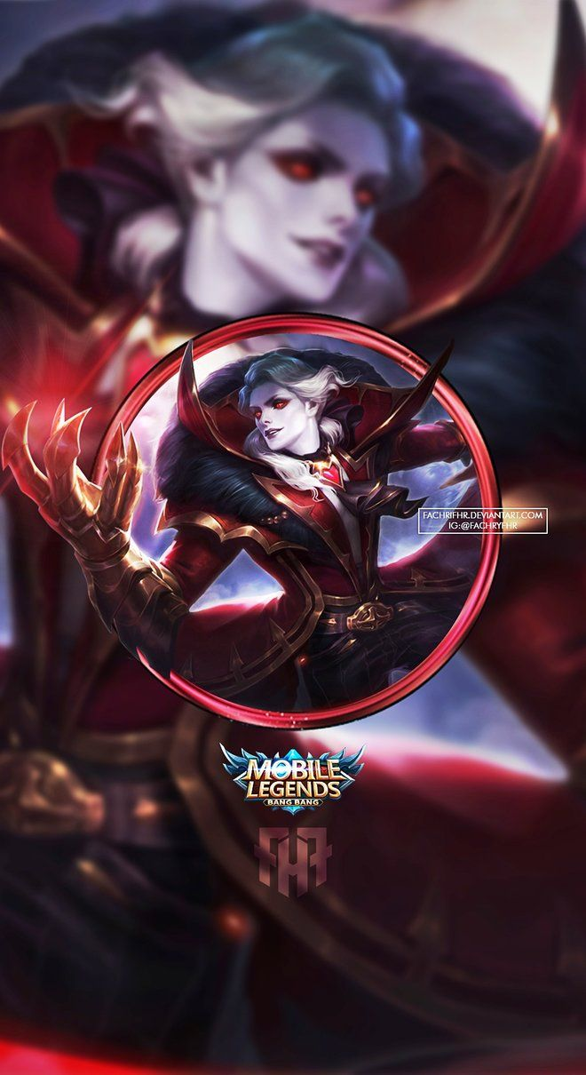 Wallpaper Phone Alucard Viscount By FachriFHR