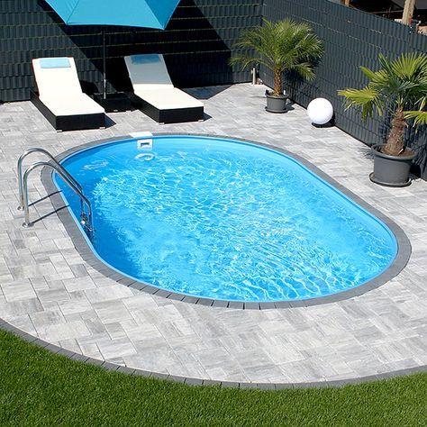 piscine de style de style classique par bauen pinterest garten pool im garten und garten. Black Bedroom Furniture Sets. Home Design Ideas