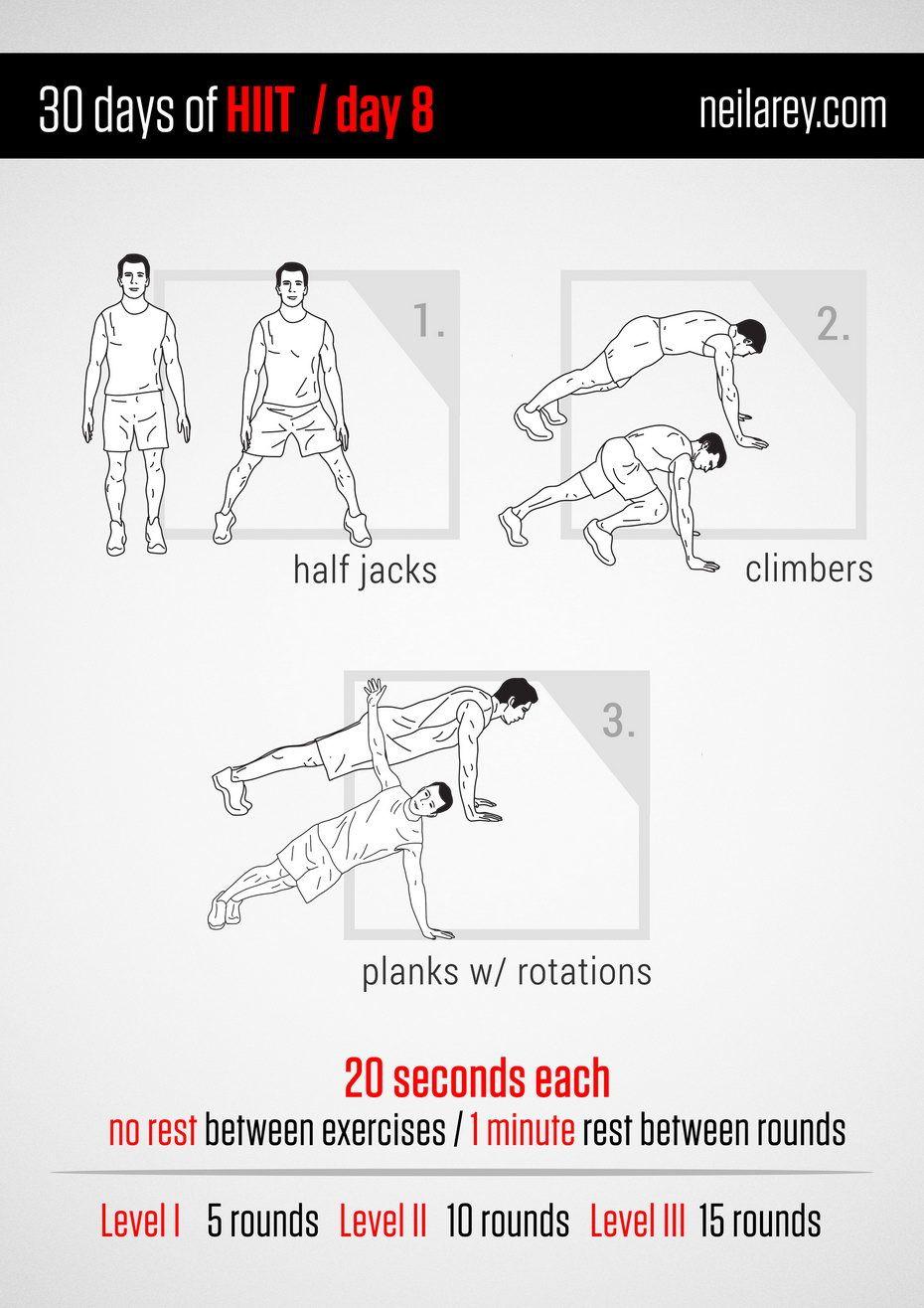 Plan de antrenament acasă timp de 10, 20 sau 30 de minute
