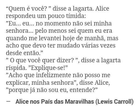 Alice No País Das Maravilhas Lewis Carroll Frases Frases