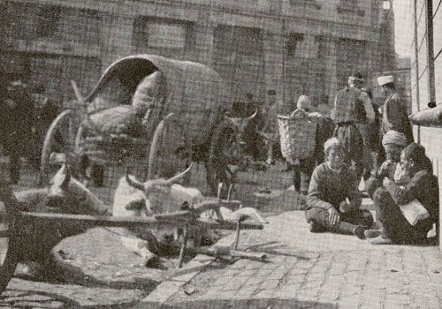 Constantinople National Geographic, 1914