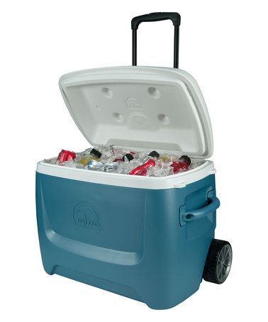 This Island Breeze 50-Qt Maxcold Wheeled Cooler is perfect! #zulilyfinds