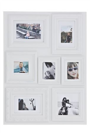 Buy Cream Multi Frame Collage from the Next UK online shop | Dare to ...